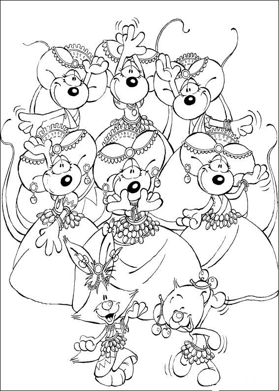 coloriages diddl